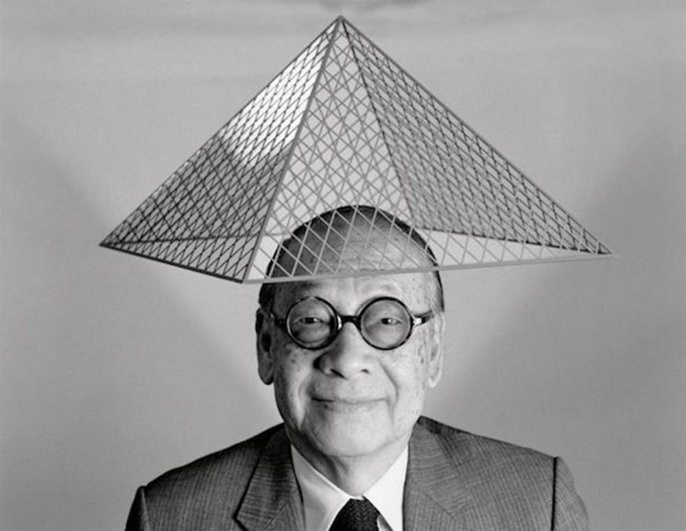 妳只見貝聿銘的輝煌建築,卻未見他的叛逆與低谷